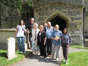 My 2011 class at the Oxford University Summer School