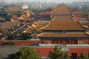 Central axis of the central kingdom: the Forbidden City, Beijing